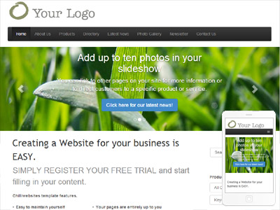 DIY Online Website Builder Australia Free website templates ...