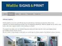 Wattle Signs