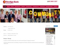 Galston Bendigo Bank