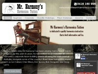 Mr Harmony - Harmonica Tuition